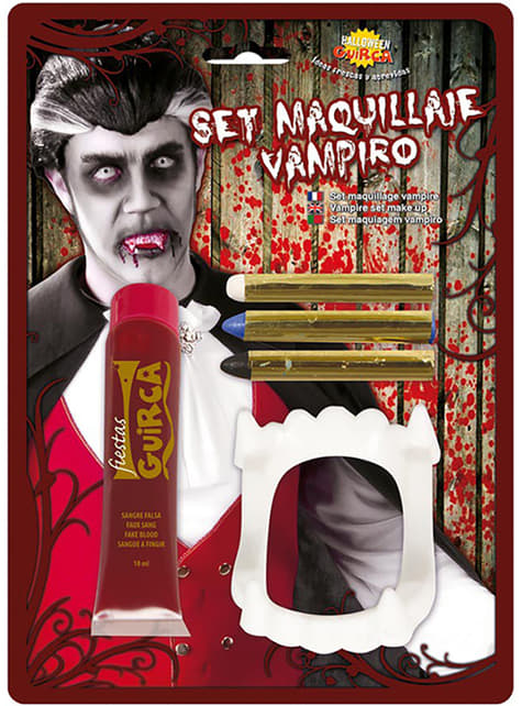 Vampire Make-up Pack