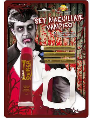 Pack maquilhagem de Vampiro