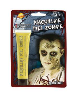 Makijaż FX skóra zombie