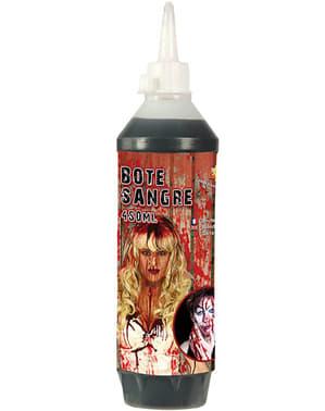 450 ml Üveg Hamis Vér