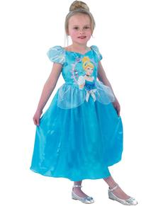Disfraz de Cenicienta cuento para niña