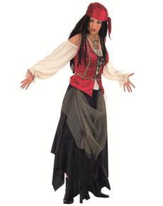 Disfraz de pirata corsaria valorius