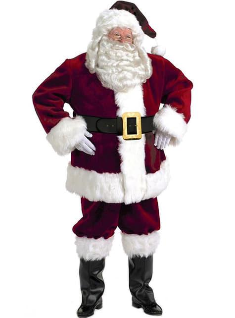 Strój Święty Mikołaj profesionalny