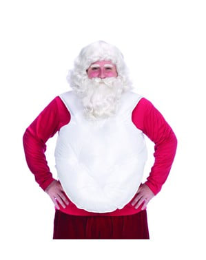 Jultomten Lösmage Vit