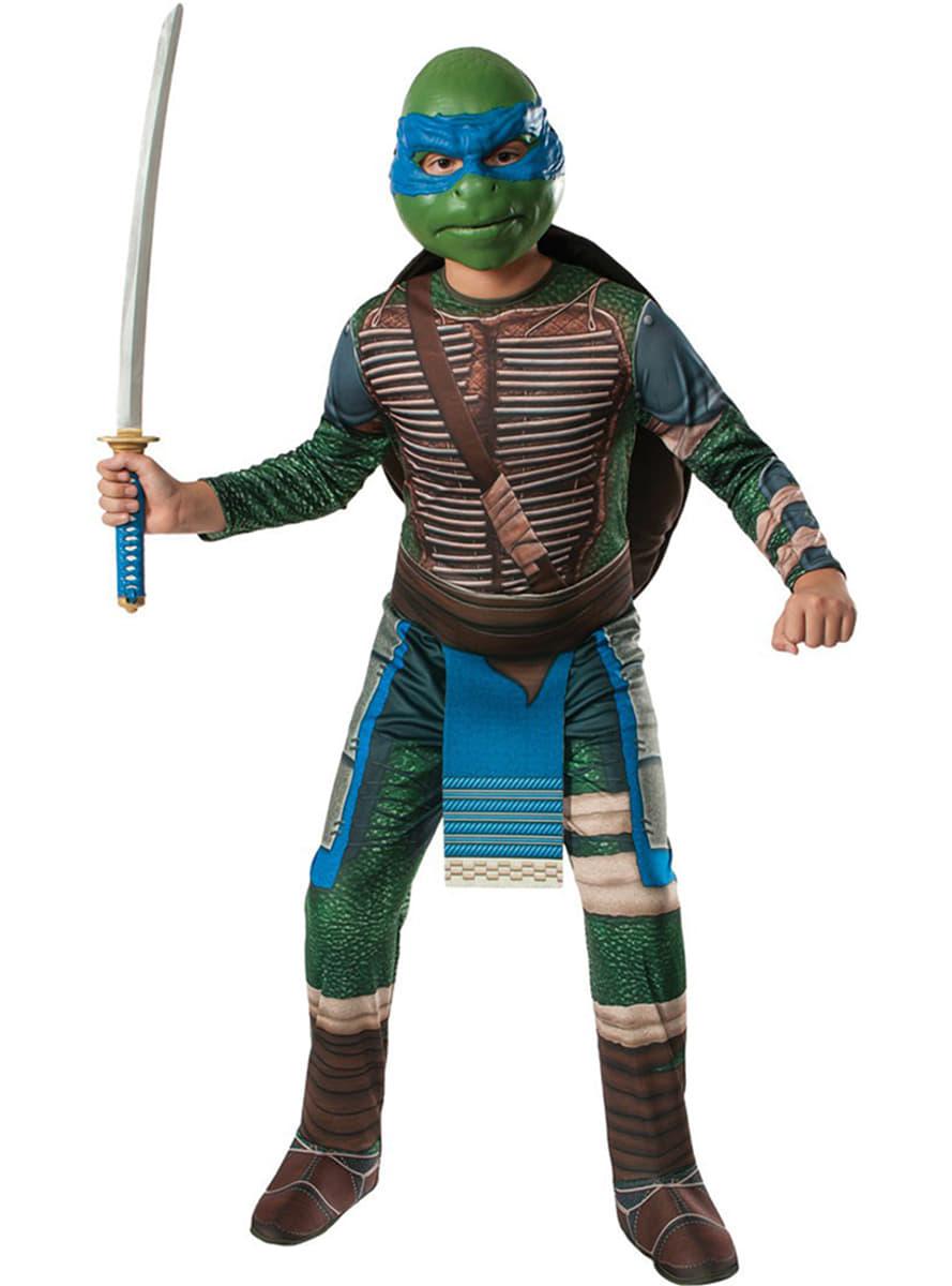 Costume de leonardo tortues ninja movie pour enfant - Rat dans tortue ninja ...