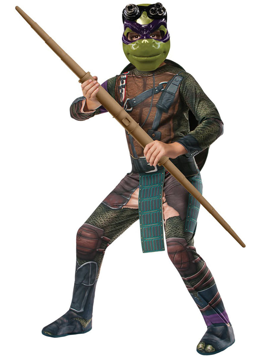 Costume de donatello tortues ninja movie pour enfant - Tortues ninja donatello ...