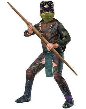 Donatello Kostüm für Jungen Ninja Turtles TMNT Film