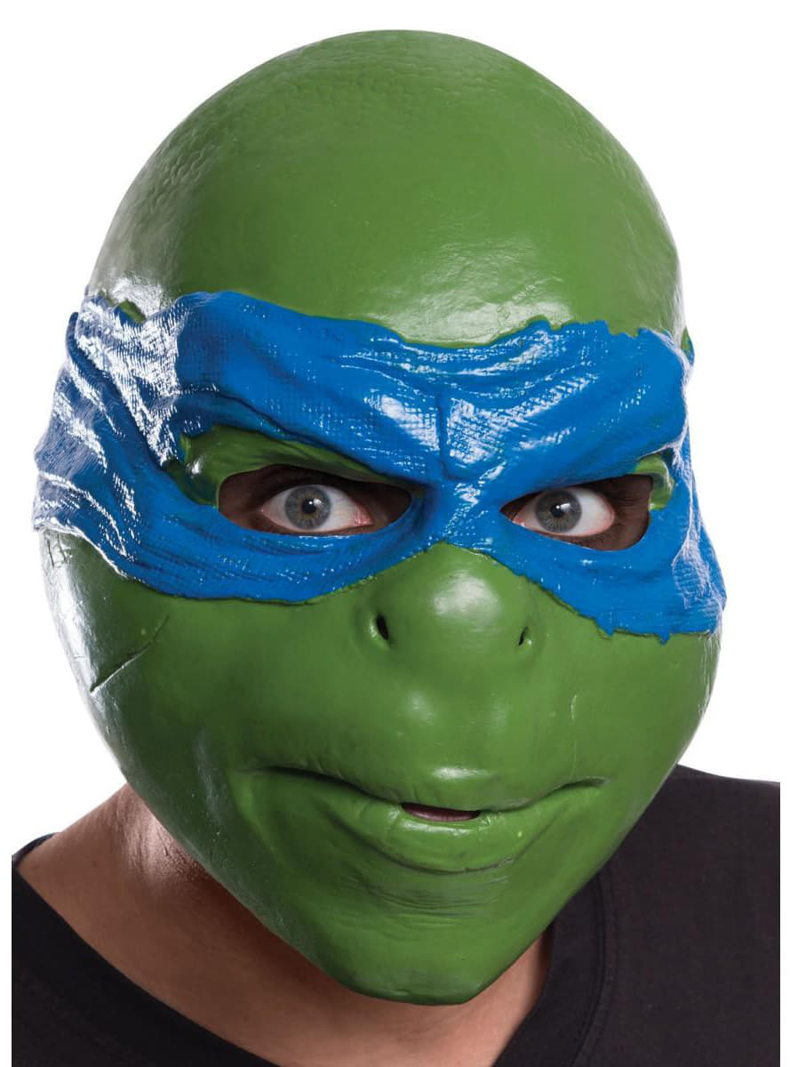 Masque de leonardo tortues ninja pour adulte pour d guisement funidelia - Leonardo tortues ninja ...