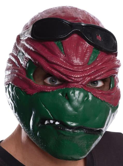 Raphael Ninja Turtles mask for a child
