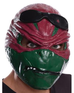 Máscara de Raphael Tortugas Ninja adulto