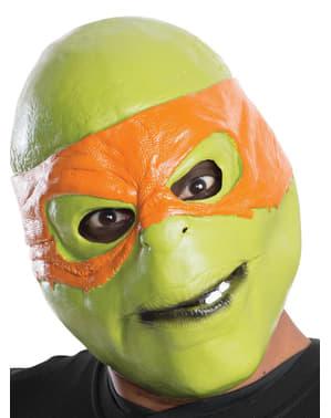 Máscara de Michelangelo Tartarugas Ninja adulto