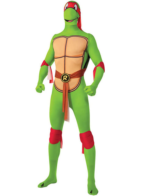 Raphael Ninja Turtles second skin costume