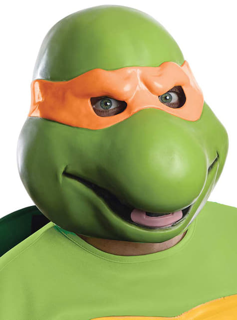 Ninja Turtles Michelangelo Mask Vuxen