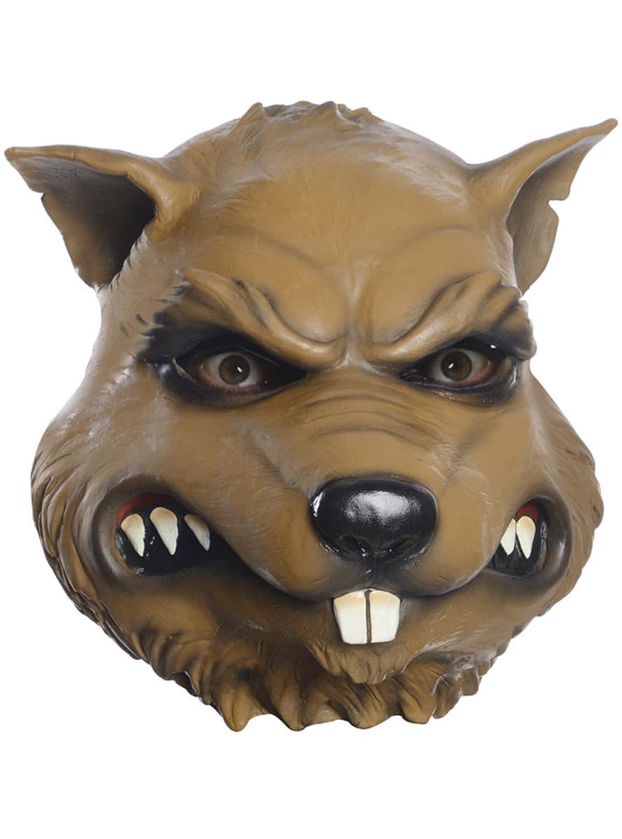 Masque de ma tre splinter tortues ninja pour d guisement - Maitre rat tortue ninja ...
