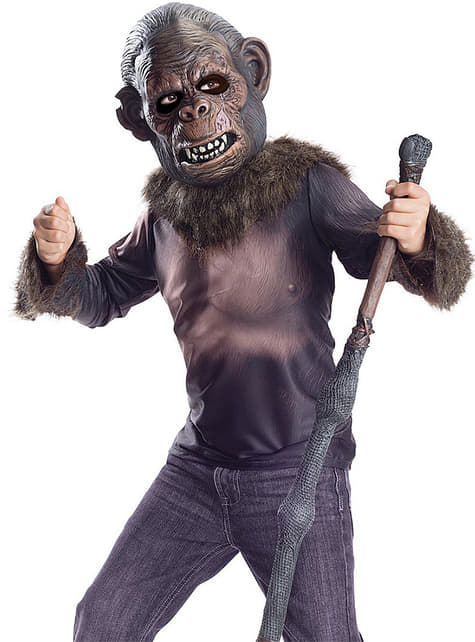 Strój Koba Ewolucja Planety Małp dla dzieci