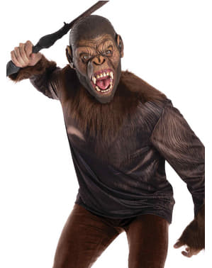 Caesar The Planet of the Apes costume for an adult