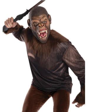 Disfraz de Caesar El planeta de los simios para adulto