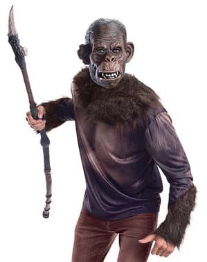 Disfraz de Koba El planeta de los simios para adulto