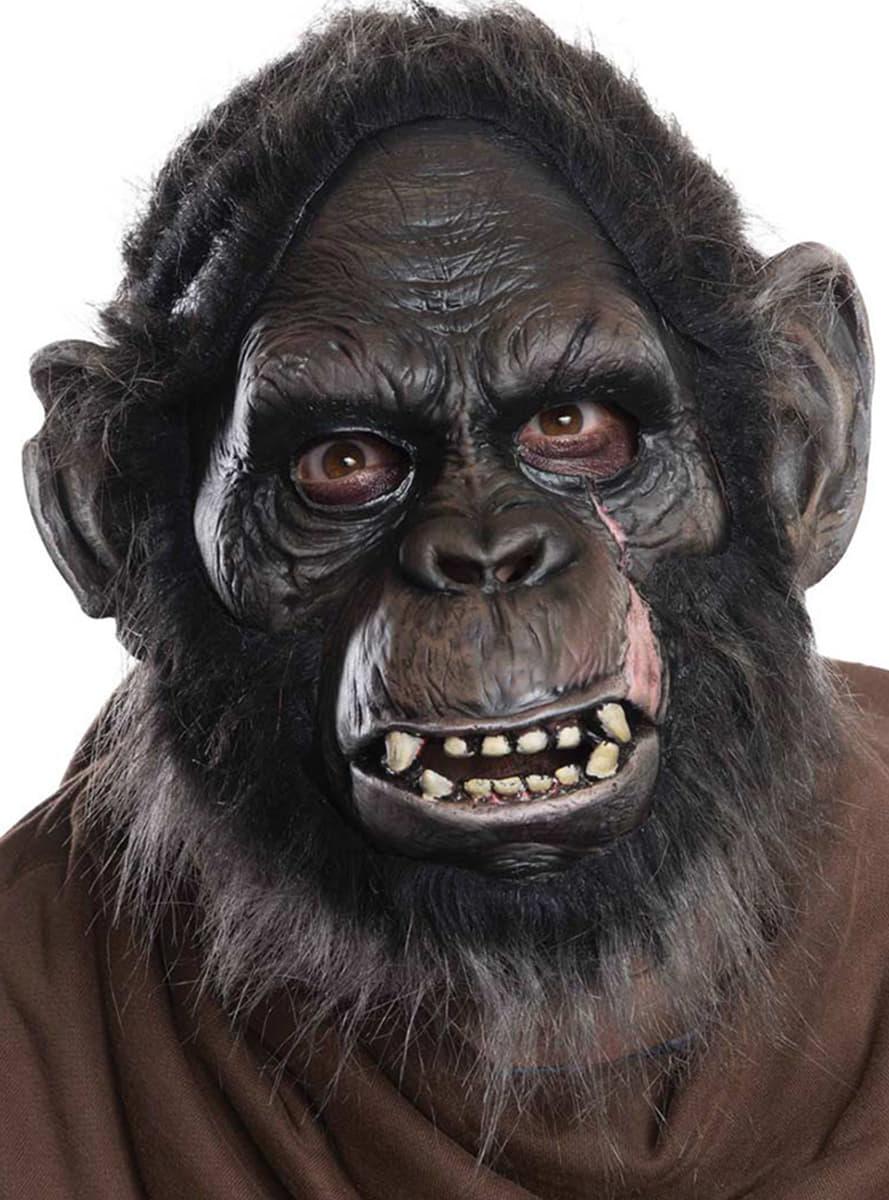 masque de koba en latex luxe la plan u00e8te des singes pour