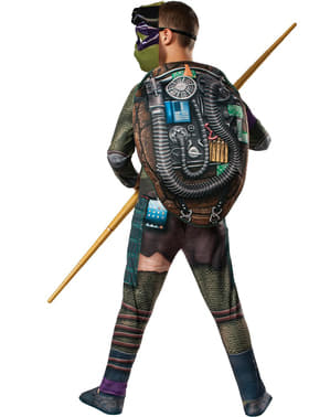 Donatello Ninja Turtles Movie muscly costume for a boy