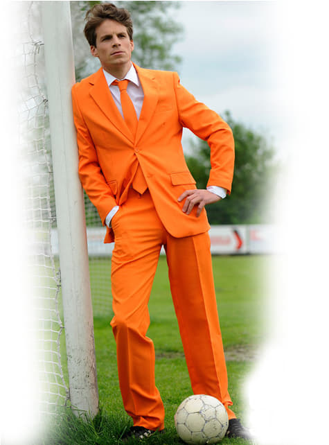 OppoSuit The Orange Anzug für Herren