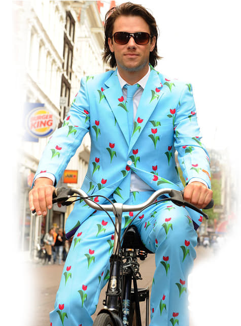 Traje Tulips from Amsterdam Opposuit - hombre