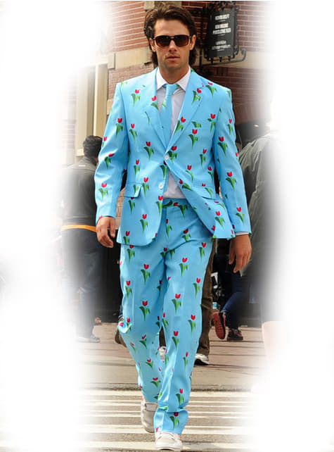 Traje Tulips from Amsterdam Opposuit - original