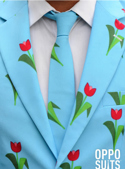 OppoSuit Tulips from Amsterdam Anzug für Herren