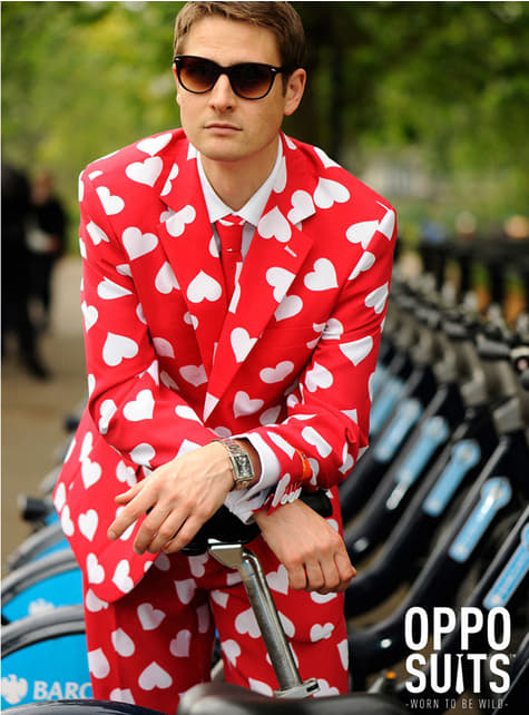 Mr. Lover Lover -Opposuit
