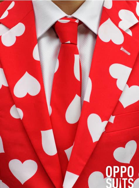 Oblek srdcový