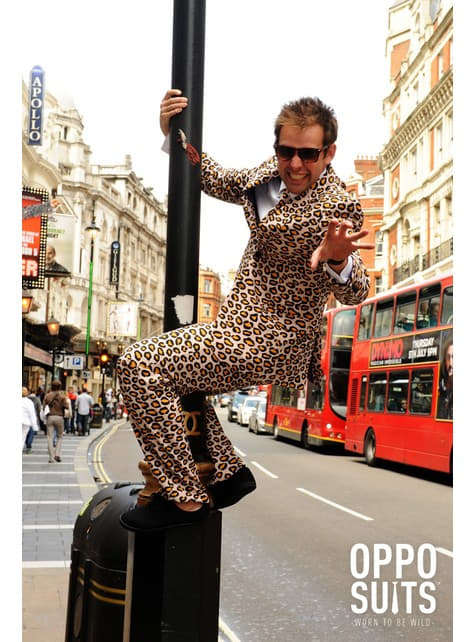 Traje The Jag Opposuit - hombre