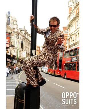 "Leopardí oblek ""The Jag"" - Opposuit"