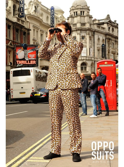 Traje The Jag Opposuit - original