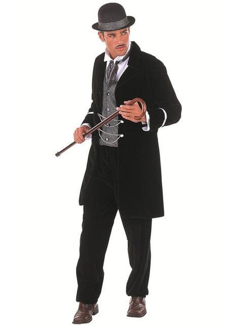 Charleston herrasmiehen asu aikuiselle