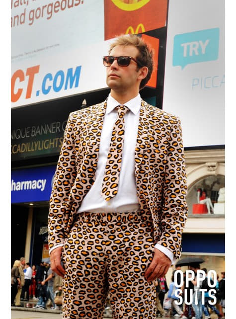 Traje The Jag Opposuit - traje