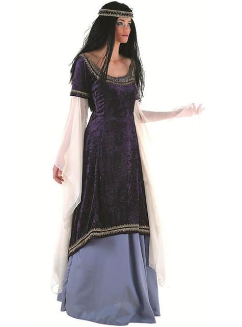Alve Prinsesse Kostyme Voksen