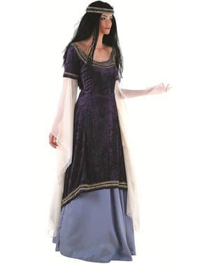 Haltijaprinsessa-asu naiselle