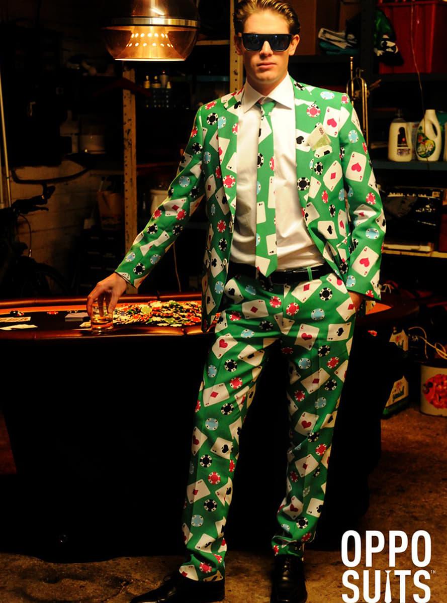 Opposuits poker hippodrome casino