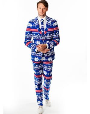 "Коледен костюм ""The Rudolph""– Opposuits"