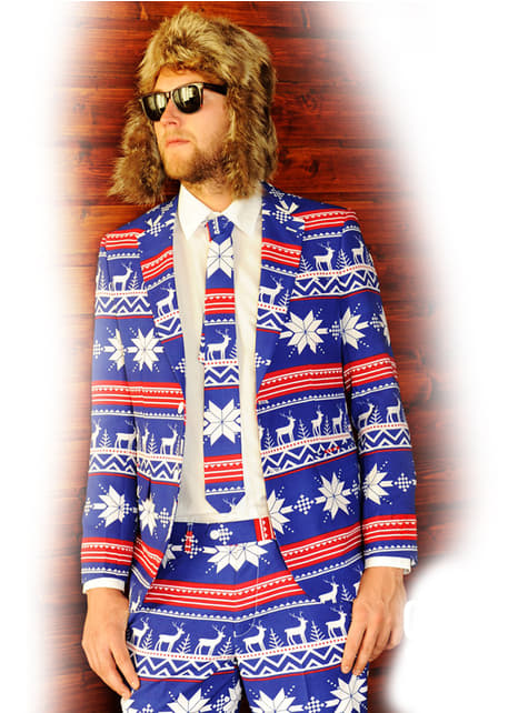 Traje The Rudolph Opposuit - hombre