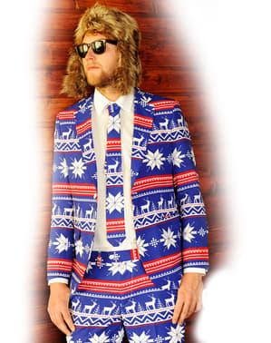 Costum barbați Crăciun