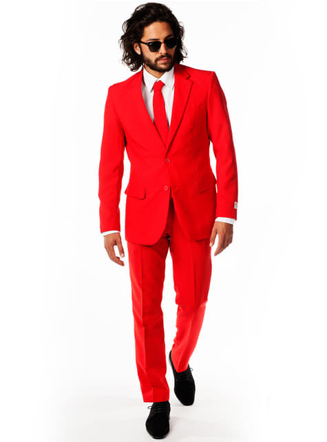 Oppo Suits Red Devil