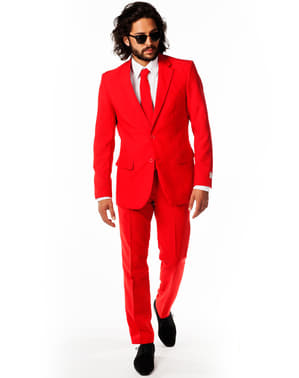 Vörös Ördög öltöny - Opposuits