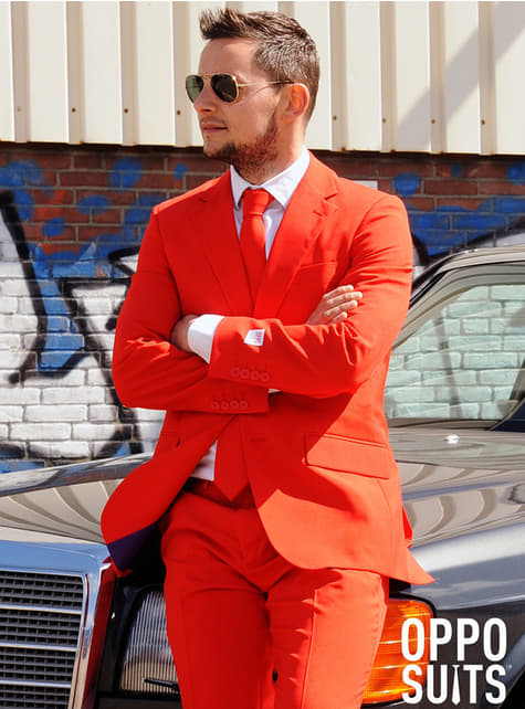 Traje Red Devil Opposuit - hombre