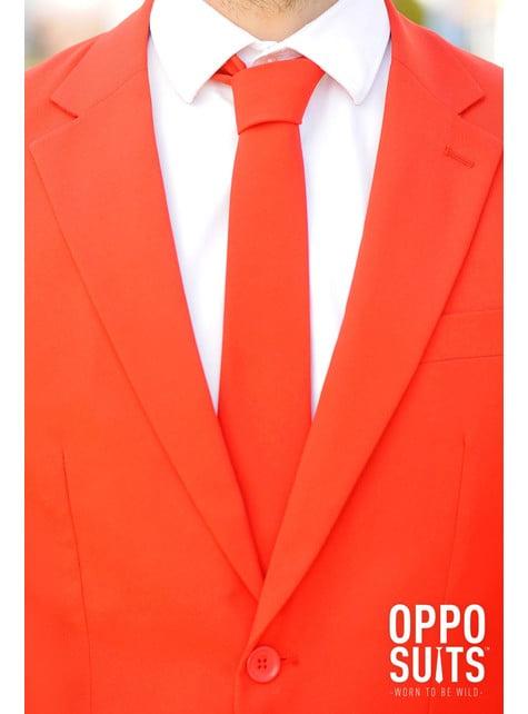 Costume Red devil opposuit