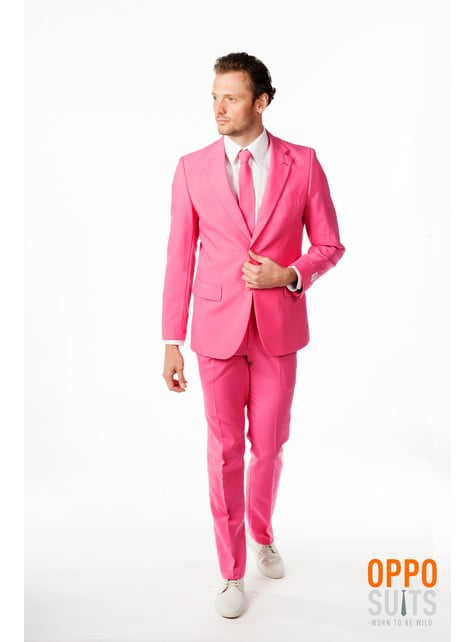 Traje Mr. Pink Opposuit