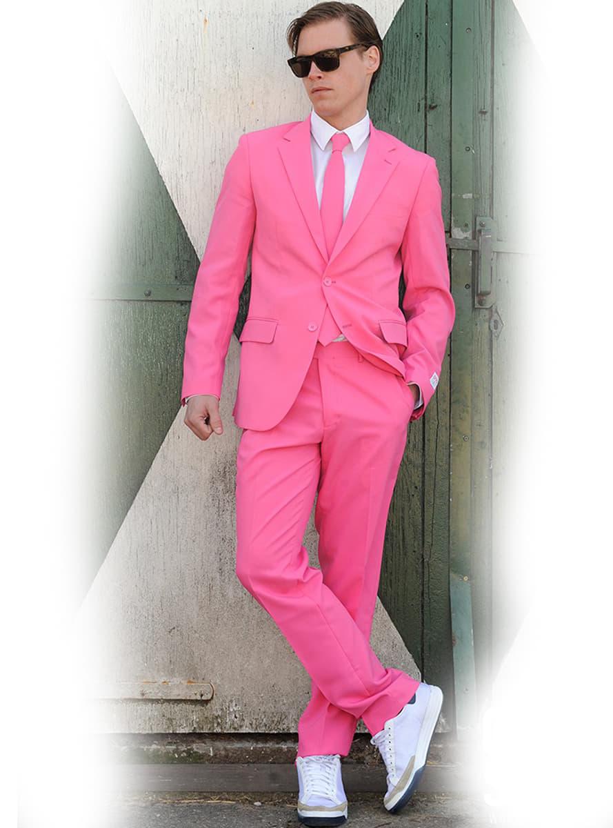 opposuit mr pink anzug f r herren online kaufen. Black Bedroom Furniture Sets. Home Design Ideas