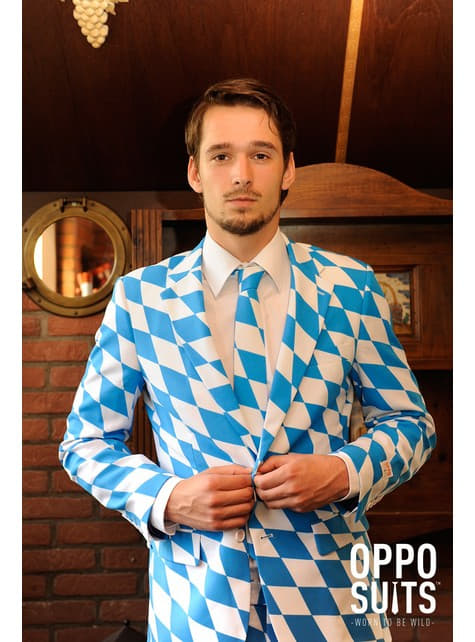Traje The Bavarian Opposuit - original