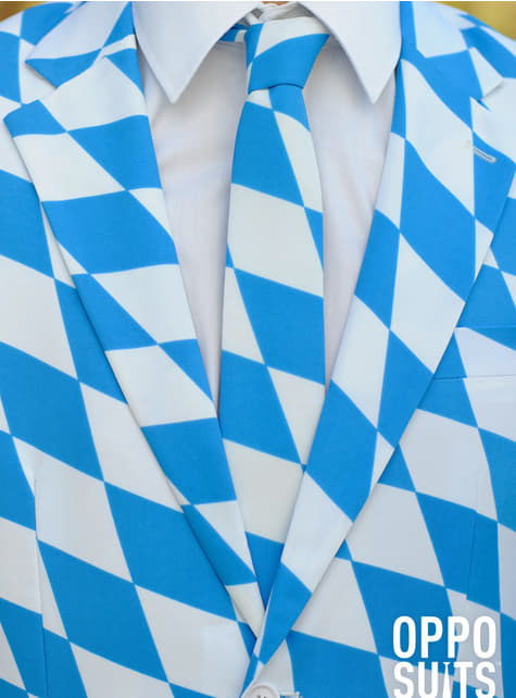Traje The Bavarian Opposuit - Halloween