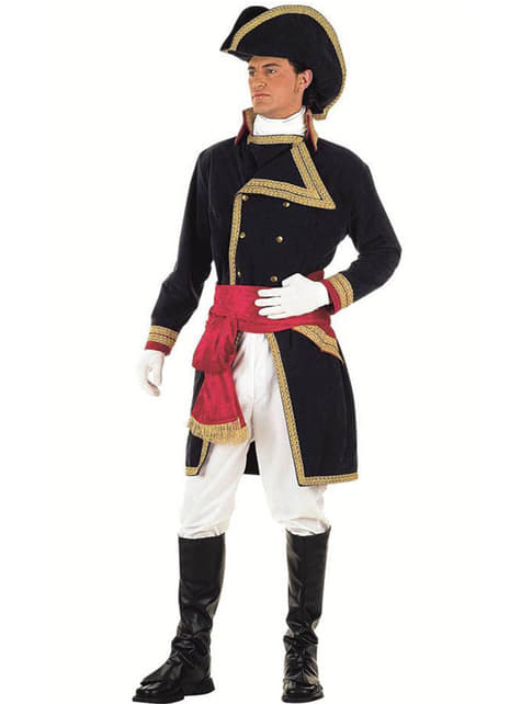 French Revolutionist Adult Costume